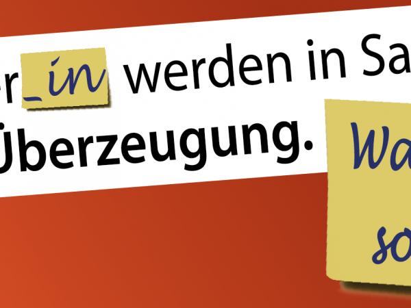 Wie und Wieso? Mein einjähriges Referendariat in Sachsen