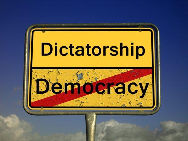 So schnell wird man zum Diktator