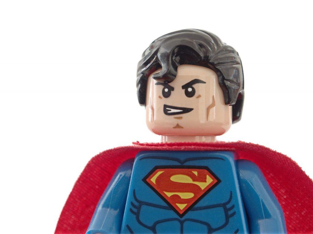 Würde bestimmt für eine Gleichbehandlung aller Lehrer kämpfen: Herr Superman
